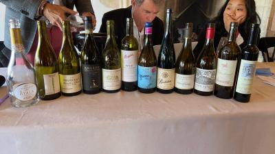 Report from the Unofficial Blind Tasting World Championship
