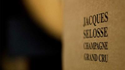 Jacques Selosse's Lieu-Dits